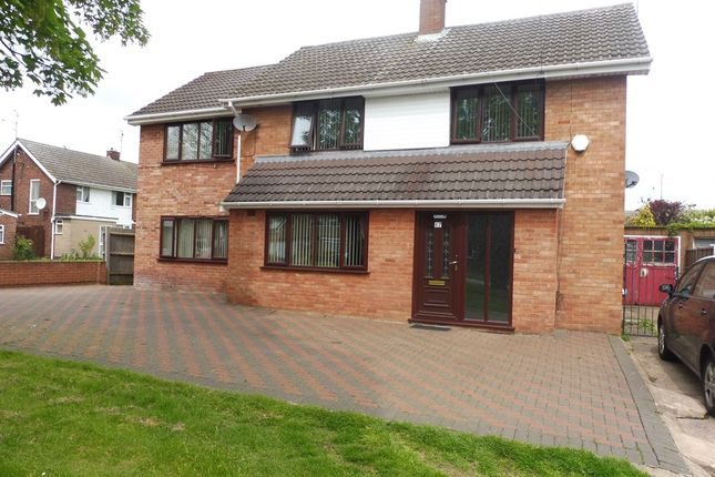 Thumbnail Detached house for sale in Ledbury Road, Peterborough