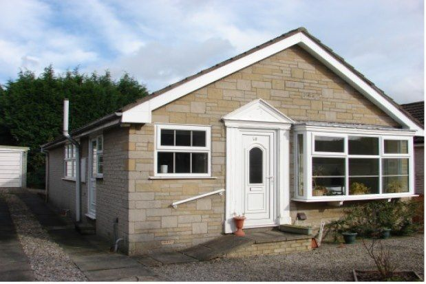 Thumbnail Bungalow to rent in Littledale, Pickering