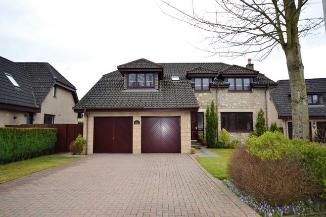 Thumbnail Detached house for sale in Green Wood, Kinross