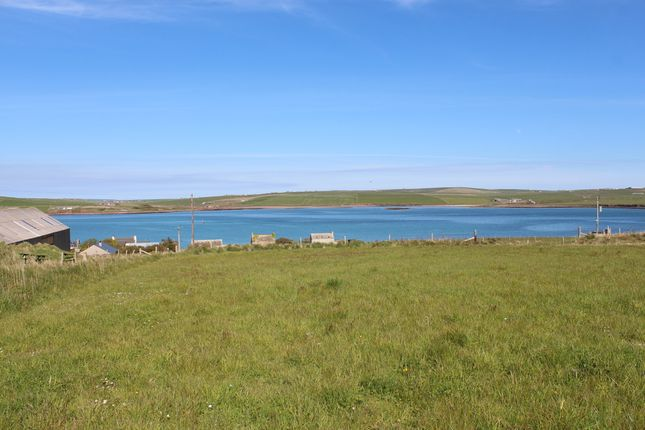 Thumbnail Land for sale in Herston, South Ronaldsay, Orkney