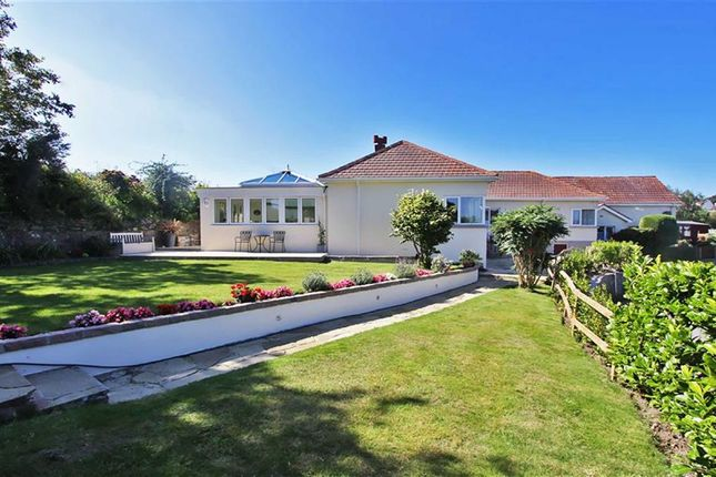 Thumbnail Detached bungalow for sale in La Rue Des Fontaines, Trinity, Jersey