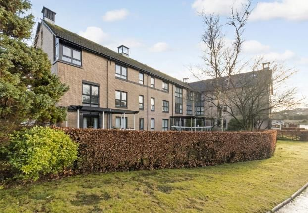 Communal Gardens of Ballagan Place, Milngavie, Glasgow, East Dunbartonshire G62