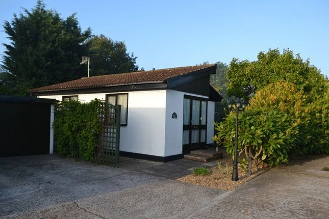 Thumbnail Bungalow for sale in Bourne Park, Golden Green, Tonbridge