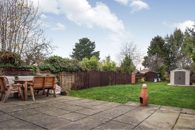 Thumbnail Detached bungalow for sale in Sports Road, Glenfield