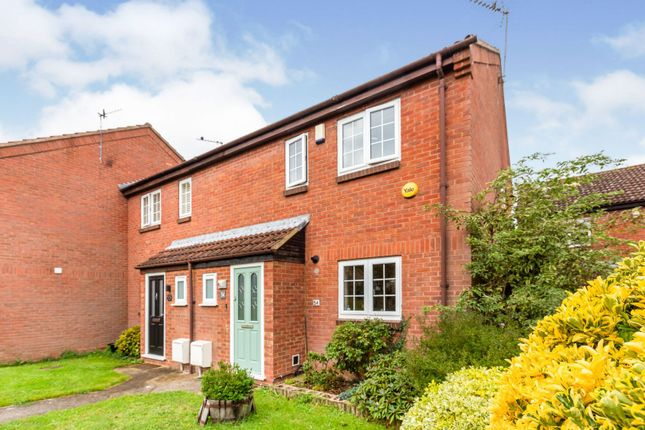 Thumbnail End terrace house for sale in Berkeley Close, Abbots Langley