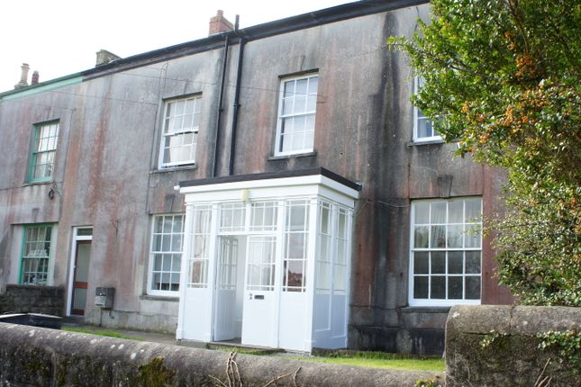 Thumbnail Terraced house for sale in Lemon Street, Truro