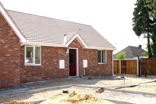 Thumbnail Semi-detached bungalow for sale in Springfield Meadows, Little Clacton, Clacton-On-Sea