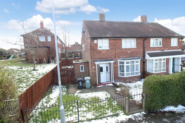 Thumbnail Semi-detached house for sale in Aberfield Gardens, Leeds