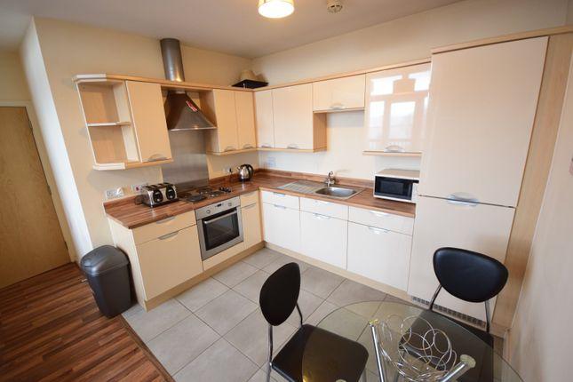 Kichen - Dinning of Lauriston Close, Sharston, Wythenshawe, Manchester M22