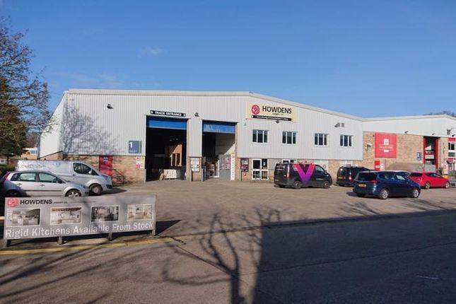 Industrial to let in Unit 1, Boyatt Wood Industrial Estate, Goodwood Road, Eastleigh