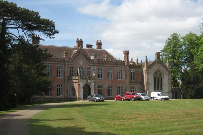 Thumbnail Office to let in The Frampton Suite, Ketteringham Hall, Wymondham, Norfolk