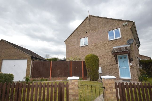 3 bed semi-detached house to rent in Featherby Drive, Glen Parva, Leicester LE2