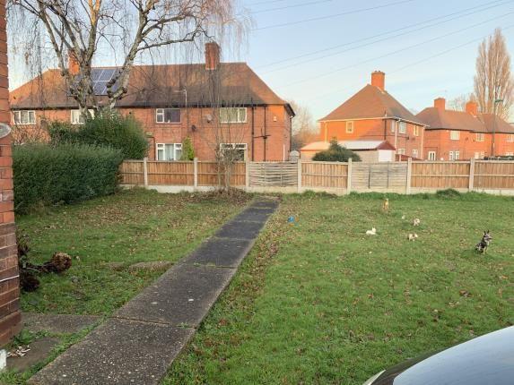 Garden of Southwold Drive, Beechdale, Nottingham, Nottinghamshire NG8