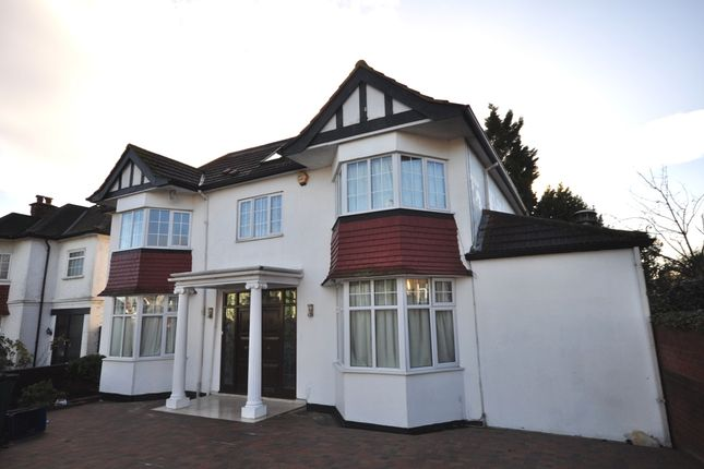 Thumbnail Detached house to rent in Elliot Road, London