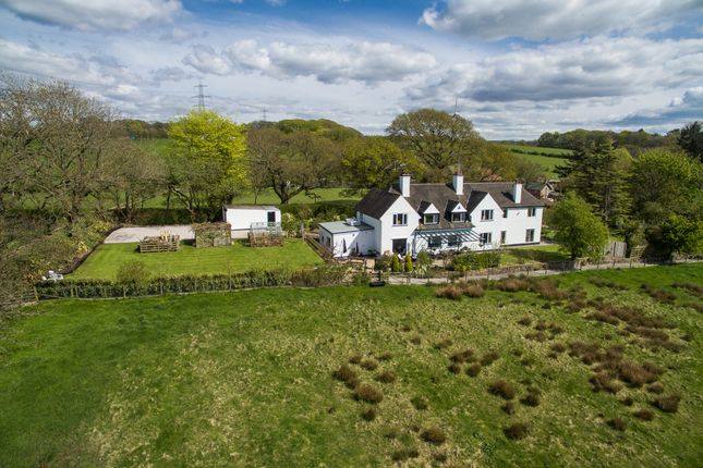 Thumbnail Detached house for sale in The Cottage, Bailrigg Lane, Bailrigg, Lancaster