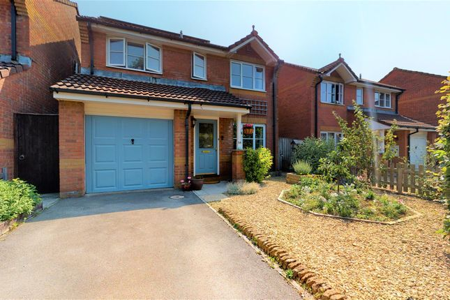 Thumbnail Detached house for sale in Laxton Way, Peasedown St. John, Bath