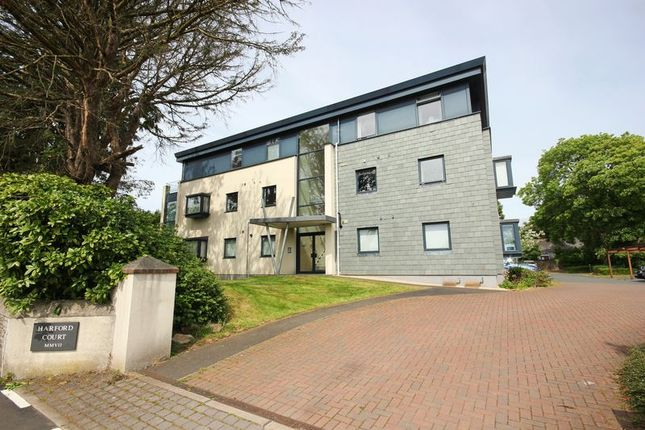 Front of Harford Court, Derriford, Plymouth PL6