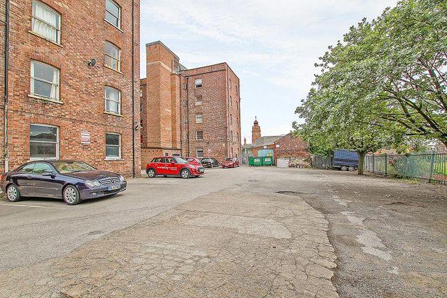 Parking of Park View Court, Bath Street, Nottingham NG1