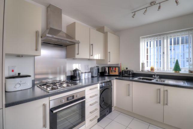 Kitchen of Grenham Court, Church Crookham, Fleet GU52