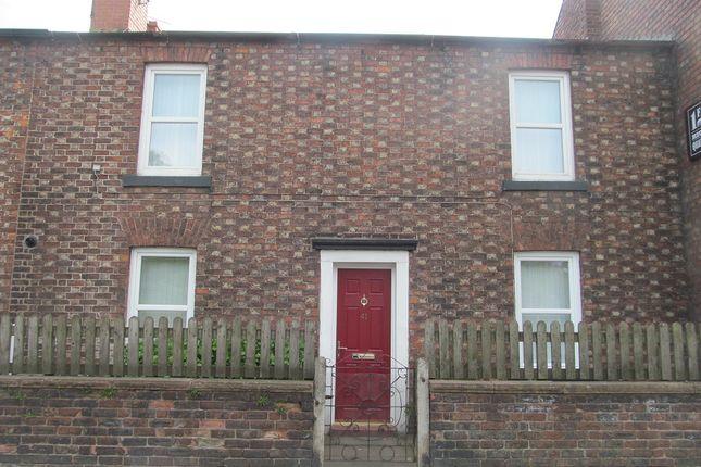 Thumbnail Terraced house to rent in Newtown Road, Carlisle, Carlisle