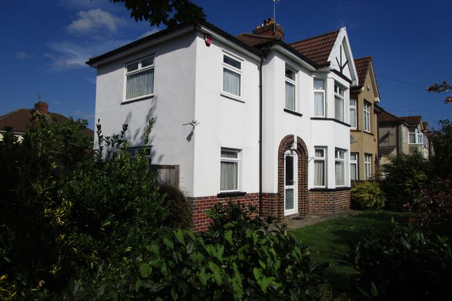 Thumbnail Semi-detached house to rent in Dunkeld Avenue, Filton, Bristol