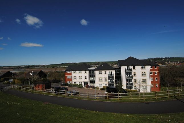 Thumbnail Flat for sale in 2 Bedroom Apartment, Cleave Road, Sticklepath, Barnstaple