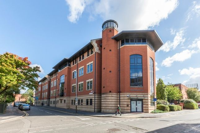 Thumbnail Office to let in Ground Floor, Wellesley House, Wellington Street, Leicester