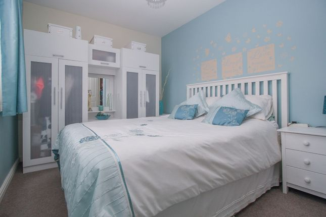 Bedroom Two of Bluewater Quay, Bedford MK42