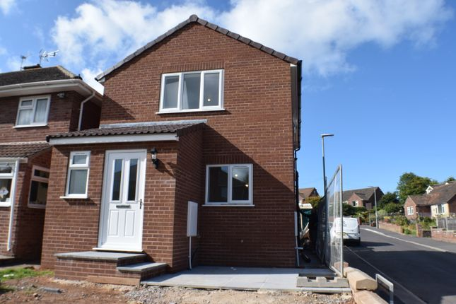 Thumbnail Detached house to rent in Alfoxton Road, Bridgwater