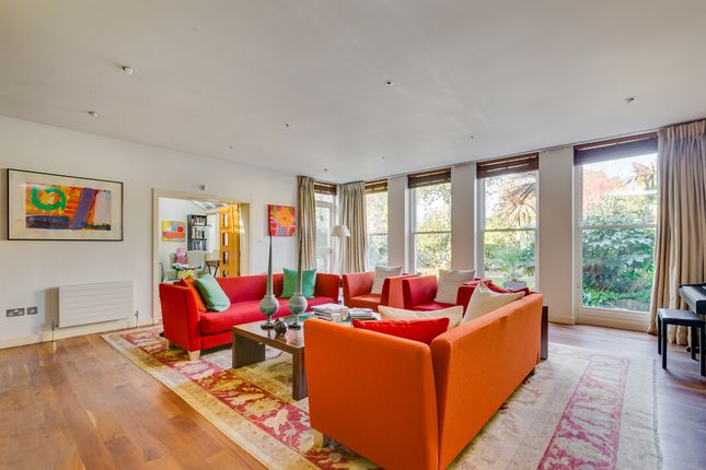 Thumbnail End terrace house for sale in St. Peters Square, London