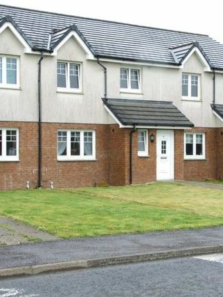 Thumbnail Terraced house to rent in Station Court, Ayr