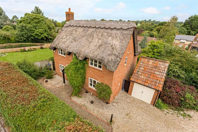 Thumbnail Detached house for sale in Oldbury Fields, Cherhill, Calne, Wiltshire