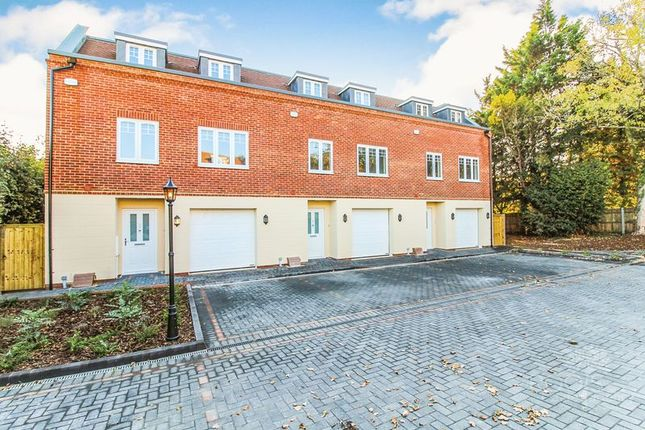 Thumbnail End terrace house for sale in The Dolmans, Shaw, Newbury