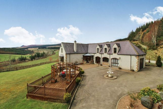 Thumbnail Detached house for sale in Milton Lodge Stables, Evanton, Dingwall