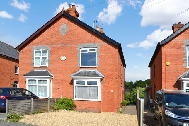 3 bed semi-detached house to rent in Cromwell Road, Newbury RG14