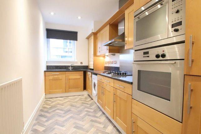 Thumbnail Flat to rent in Beckford Close, Warwick Road, London.
