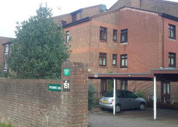 Thumbnail Flat to rent in Paynes Road, Shirley, Southampton