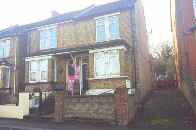 Thumbnail Flat for sale in Capstone Road, Chatham