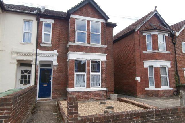 Thumbnail Semi-detached house to rent in Arthur Road, Shirley, Southampton