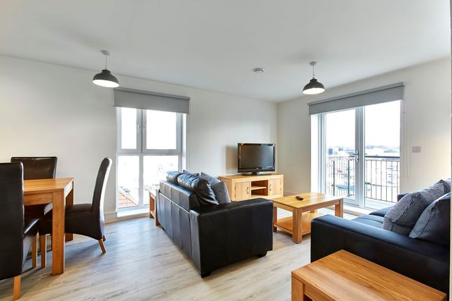Thumbnail Flat to rent in Deanery Court Endle St, Southampton