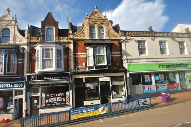 Thumbnail Restaurant/cafe for sale in High Street, Ilfracombe
