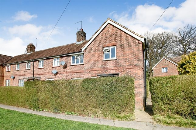 Thumbnail End terrace house for sale in King George Avenue, East Grinstead, West Sussex
