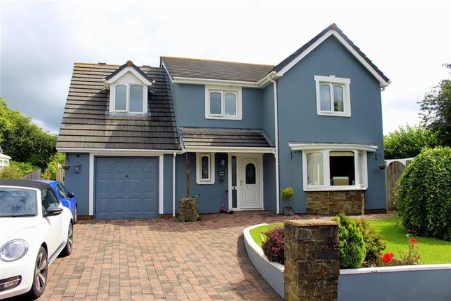 Thumbnail Detached house for sale in Ryelands Way, Kilgetty