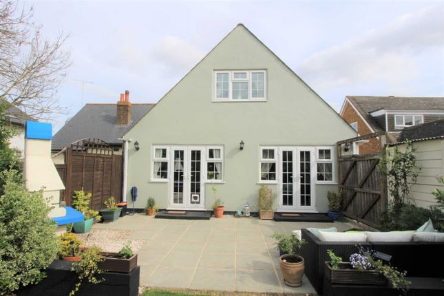 Thumbnail Semi-detached house for sale in Lower Higham Road, Gravesend
