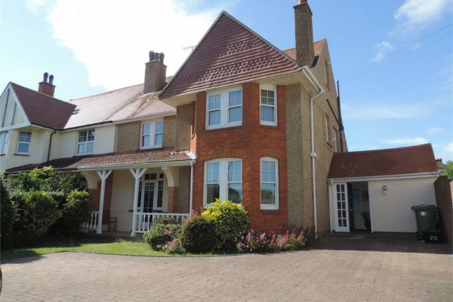 Thumbnail Semi-detached house for sale in Cooden Drive, Bexhill On Sea, East Sussex