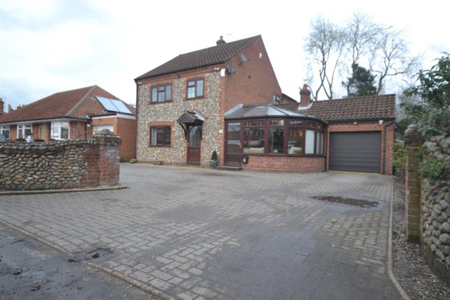 Thumbnail Detached house for sale in Briston, Melton Constable