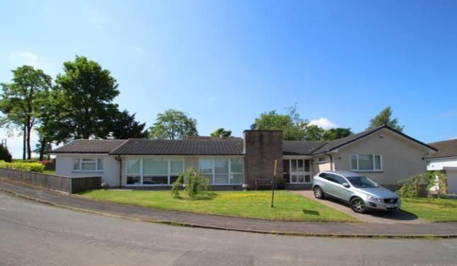 Thumbnail Detached house for sale in The Beeches, Brookfield, Johnstone