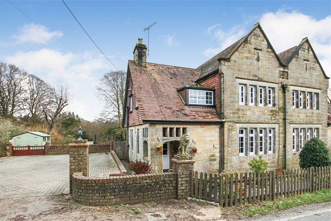 Semi-detached house for sale in Ardingly Road, West Hoathly, East Grinstead, West Sussex