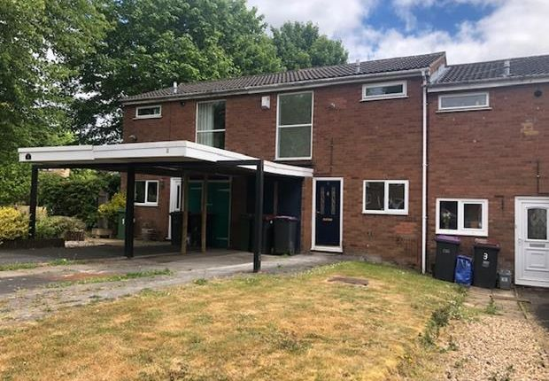 Thumbnail Property to rent in Mount Pleasant Drive, Telford