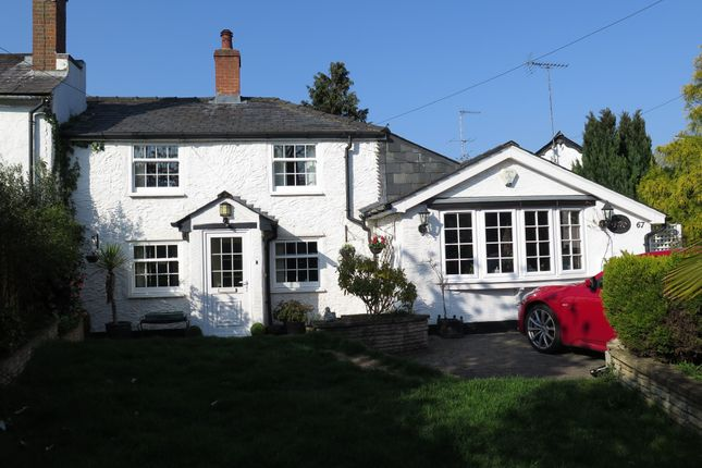Cottage for sale in Idyllic Cheapside Village, Ascot, Berkshire
